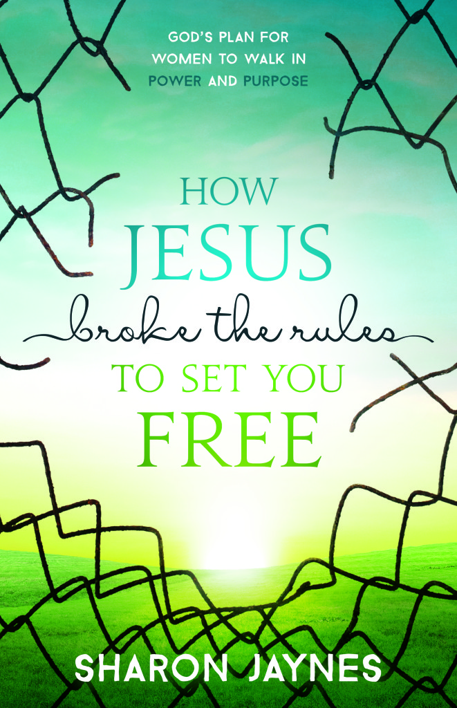 How Jesus Broke the Rules to Set You Free-2