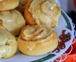 Pillsbury orange rolls