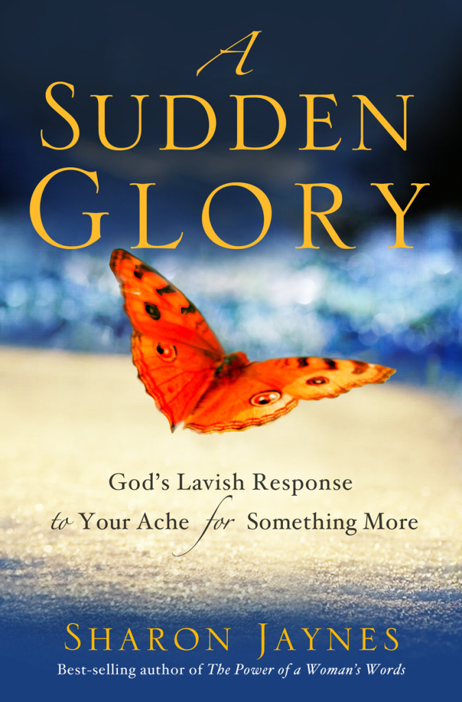 Sudden Glory Cover