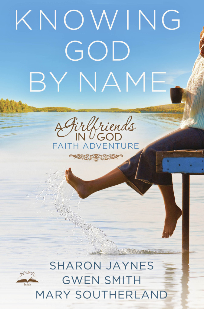 Knowing God by Name cover