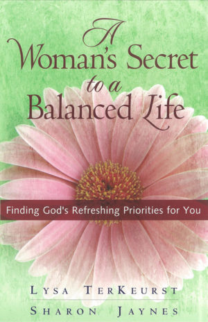 A-Womans-Secret-To-A-Balanced-Life