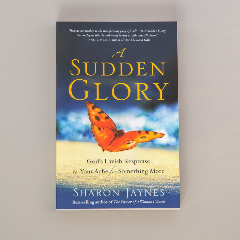 A Sudden Glory: Gods Lavish Response to Your Ache for Something More
