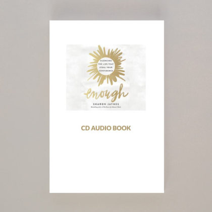 Enough-CD-Audio-Book