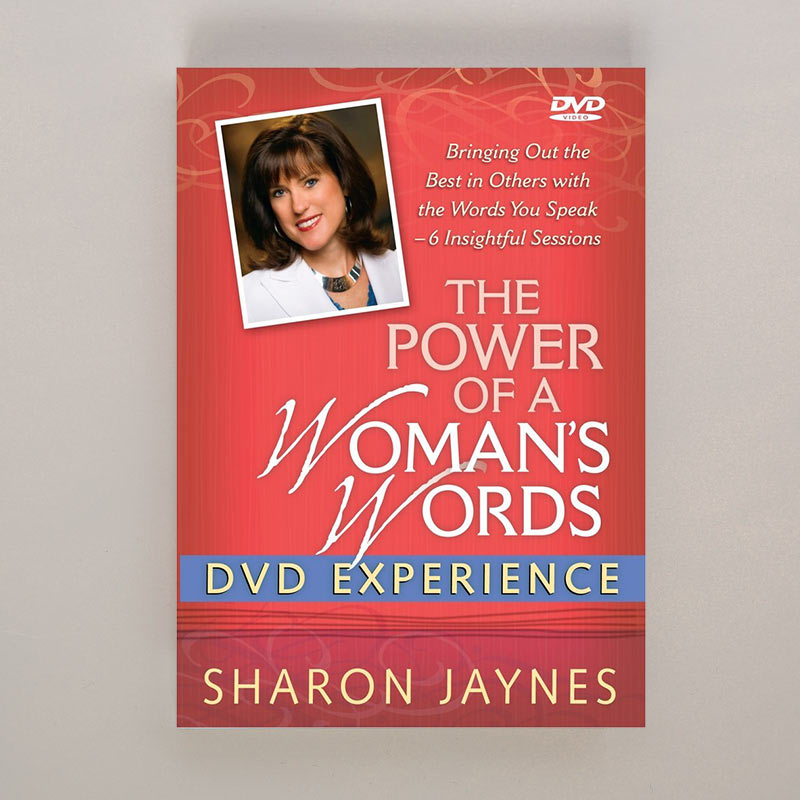 The Power Of A Womans Words DVD Experience